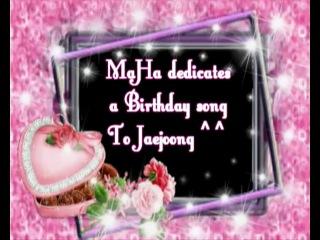 ~✿ ARAB Fans Celebrate JaeJoong's Birthday ✿~