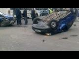 Орёл 27.09.2013 авария утром на трансмаше