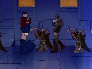 Трансформеры G1 Сезон 3 Эпизод 2 - Transformers G1 Season 3 Episode 2