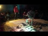 GORKY BATTLE 4 - Junky Funky VS Усы и Лосось