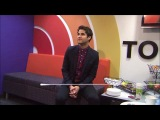 The Today Show (April 29, 2013) - Darren Criss Pre-Interview Clip