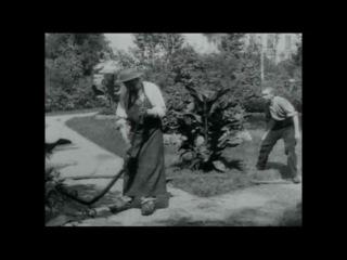 Политый поливальщик (1895) Short-Movies.ru