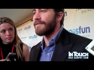 Jake Gyllenhaal Talks To In Touch At