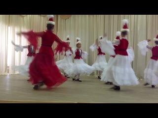 Камажай! Национальный казахский танец!