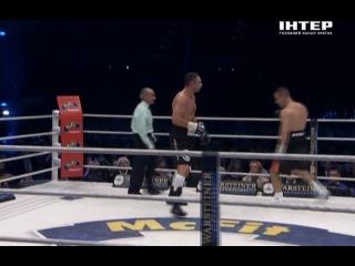 Бой за титул чемпиона мира по версии WBC. Виталий Кличко -  Томаш Адамек