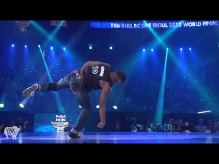 LIL ZOO vs NEGUIN TOP16 Red Bull BC One 2013 in Seoul KOREA