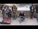 Best Street Jazz, bridge in Praha , Czech Republiс