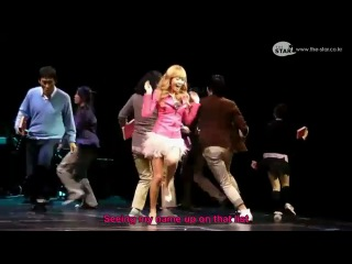[PERF] SNSD (Jessica) - So Much Better (Engsub) (Musical Legally Blond Showcase/2009.10.22)