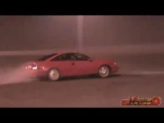 Calibra rwd c30se Mickey Garage - przed wiosenne wietrzenie sprzętu