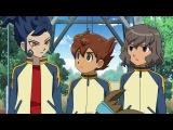 Inazuma Eleven Go: Chrono Stone | Одиннадцать молний. Только вперёд: Камень времени 7 серия [рус. озв. Anzen]