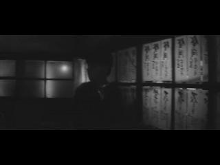 БЕСКОНЕЧНОЕ ЖЕЛАНИЕ БЕЗГРАНИЧНАЯ ЖАДНОСТЬ 1958 триллер комедия Сёхэй Имамура