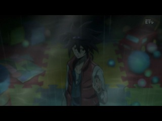 Фи Брейн: Загадка Бога / Phi Brain: Kami no Puzzle -  2 сезон 8 серия (33 серия) (озвучено NikaLenina)