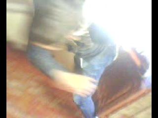 Привязал к стулу во сне)