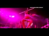 Горячие танцы в клубе Рай