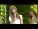 │G.NA (지나) - TOP GIRL on Inkigayo 110904 │
