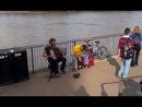 Thames bankside concert
