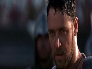 Самый шикарный момент из фильма Гладиатор,за него одного можно дать Оскар!!!!!!!!!!