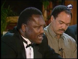 Ужин с чемпионами: Кен Нортон,Мухаммед Али,Джо Фрезер,Джорж Форман,Ларри Холмс 1996 года