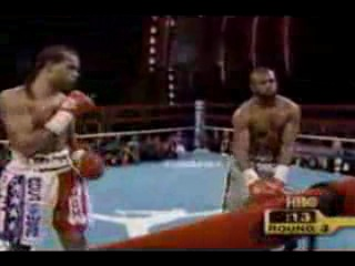 Рой Джонс боксёр или тонцор