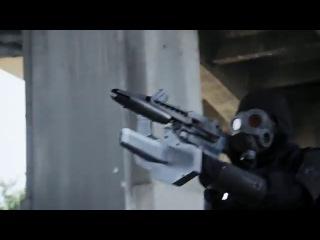 Гравитационная пушка для любителей игры Half-Life 2