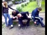Три богатыря под бутиратом)))