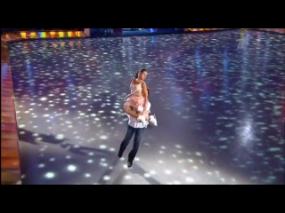 Максим Шабалин и Нюша - Танец в