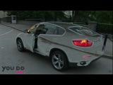 BMW невидимка в Москве