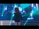 Hyolyn &Thunder - Special Stage at Music Bank in Vietnam (120315)
