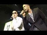 don omar feat. lucenzo, daddy yankee &amp arcangel - danza kuduro remix live @ puerto rico