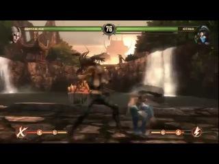Часть 2 — Соня Блейд — Фильм + прохождение игры Mortal Kombat (Это тебе не порно, детка!)