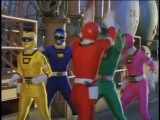 Fox Kids Weekend Mornings 'What does a Power Ranger Do'
