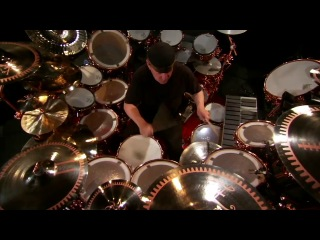 Rush - subdivisions (neil peart on drums)