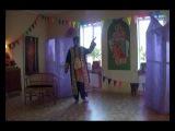 Спектакль на Рама Навами в полтавском храме Кришны 2012г