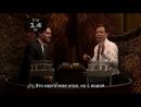 Jimmy Fallon 2012.03.20. Jon Hamm (русские субтитры)