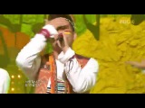 [PRE-DEBUT] [PERF] 08.08.2009: MC MONG ft KIM Hanbin (B.I)-  Indian Boy