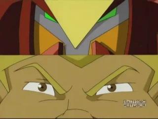 Megas XLR / Мегас Экс-Эл-Ар | 1 сезон 3 серия| Battle Royale / Королевская битва (2004,англ)