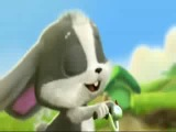 Зайчик Шнуфель-веселый детский клип
