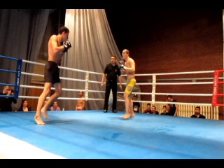 БК Росомаха (Mixfight) - Джамал Джанатлиев от 02.12.2012