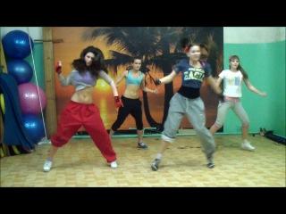 Наш хип-хоп чик =)*720* Hip-Hop  Уличные танцы Dance RasKoLbaS