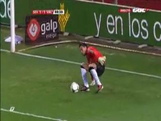 Кубок Испании 2011-12 / Copa del Rey / 1/8 финала / Ответный матч / Севилья — Валенсия / Gol TV