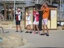 Танец аниматоров - la bomba. Египет, Хургада 2011. Titanic ResortAquapark