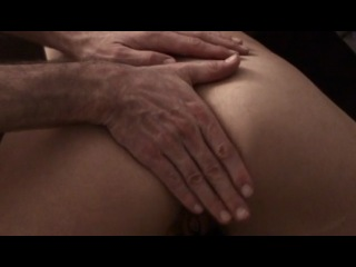 Preparation for Female Anal Massage