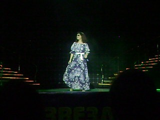 Наташа Королева - Твой мир [LIVE] (Конкурс
