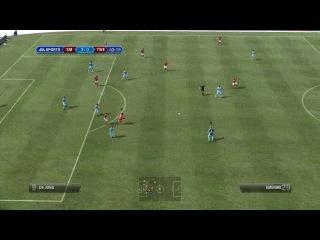 Vladislav_FCSM и Фашик№1 | FIFA12