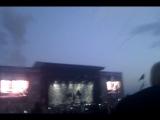 Rammstein Начало выступления