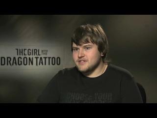 Фильм Про / Журнал / «Девушка с татуировкой дракона» - интервью со звездой