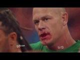 Брок Леснар vs Джон Сина