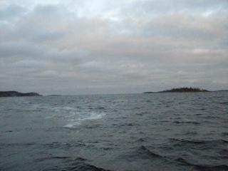 Белое море. Пулонга