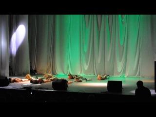 Без названия. Театра танца Paradigm, Москва. Постановщик Оля Солдак