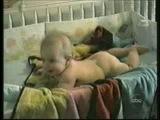 Присыпка выдала малыша =))))))